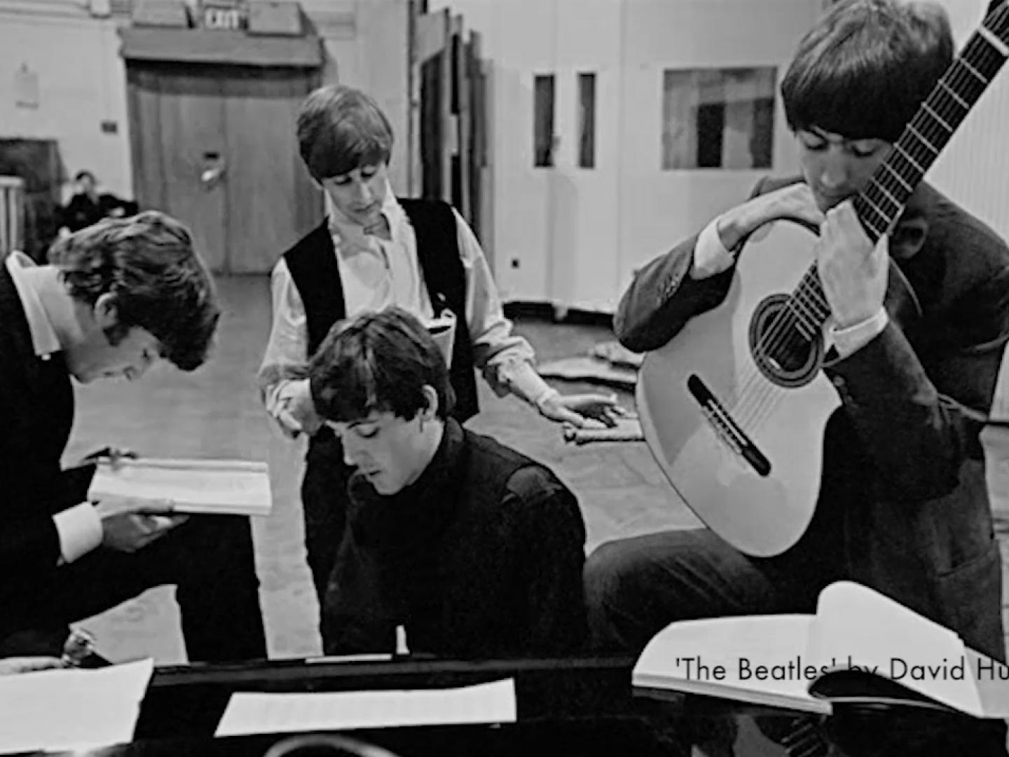 Image for Don't Let Them Die Twice - The Beatles
