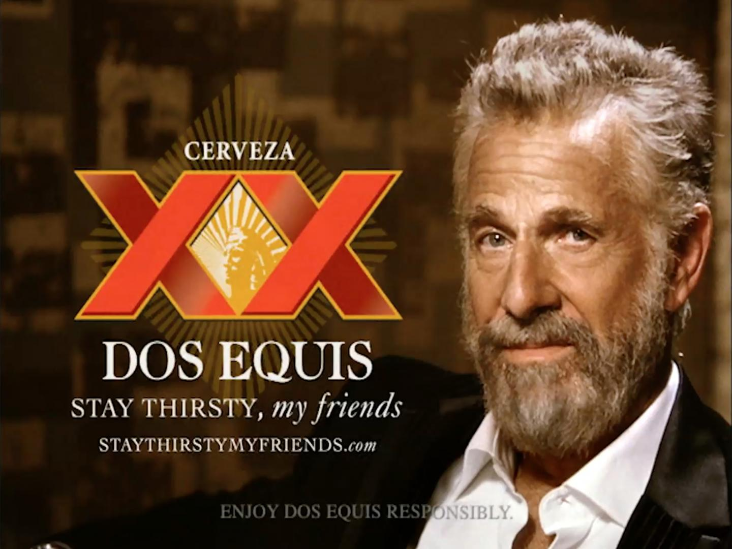 The Most Interesting Man Thumbnail