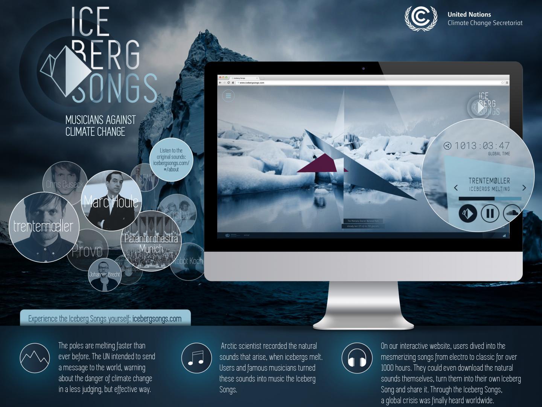 Iceberg Songs Thumbnail