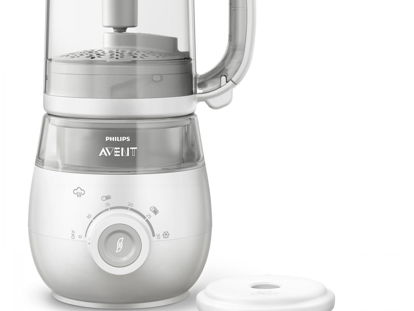 Philips Avent 4-in-1 Healthy Baby Food Maker Thumbnail