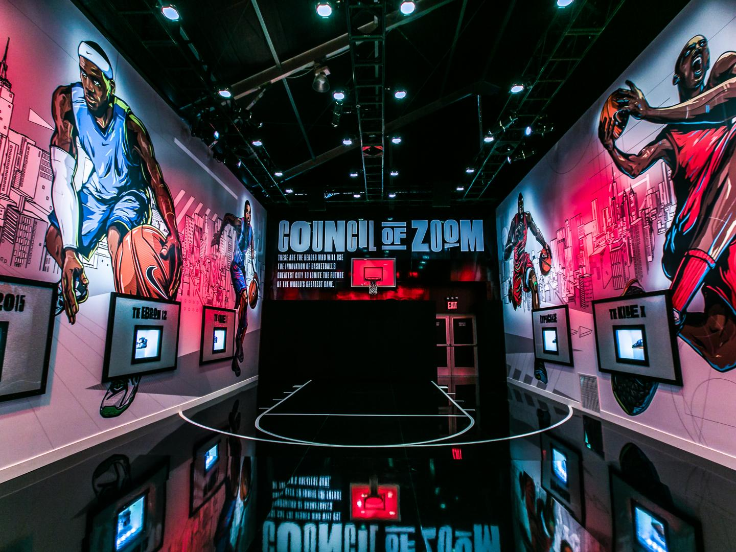 The Future of Basketball - Nike Zoom Arena Thumbnail