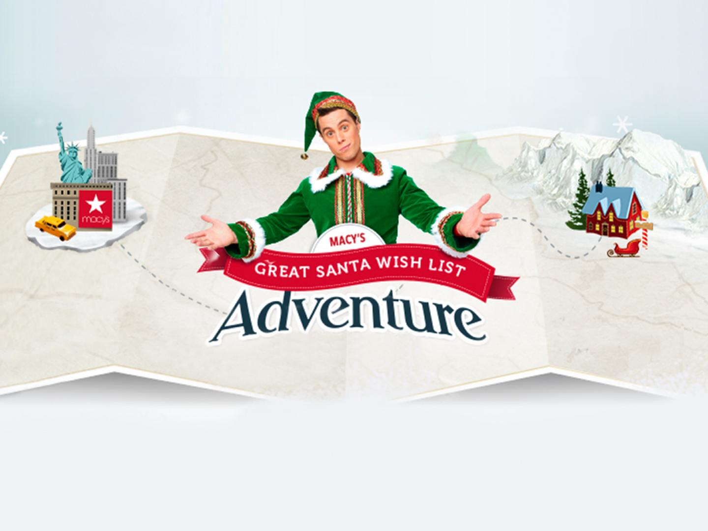 Macy's Great Santa Wish List Adventure Thumbnail