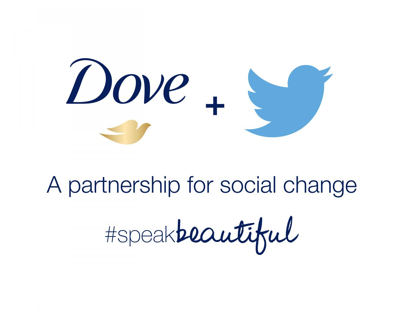 Dove + Twitter #SpeakBeautiful Thumbnail