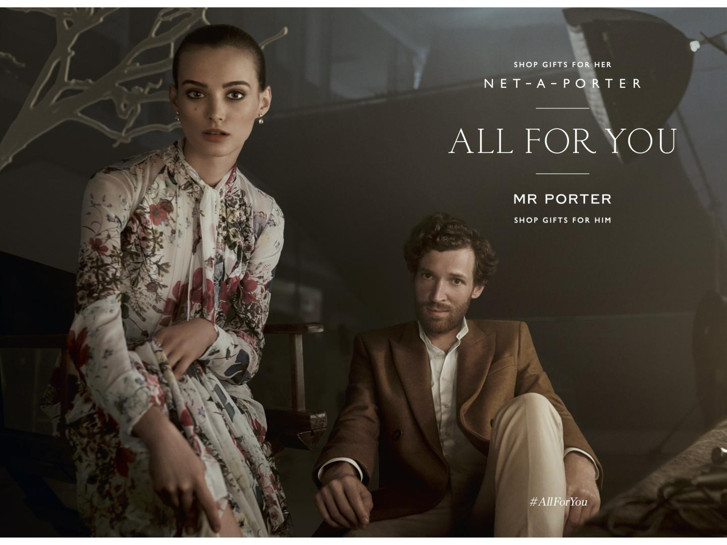 All For You Holiday Campaign Thumbnail