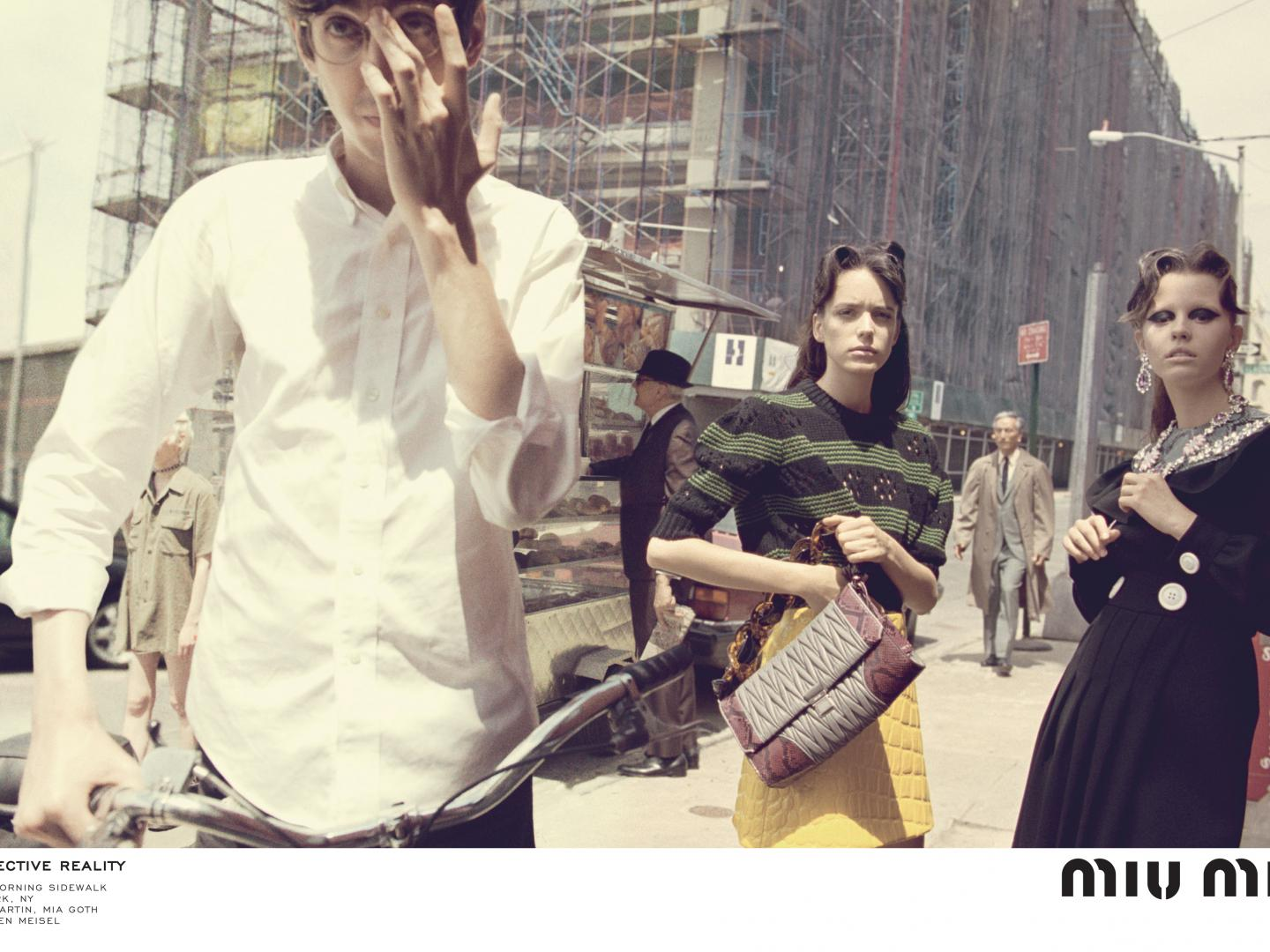 Miu Miu Fall/Winter 2015 Campaign -