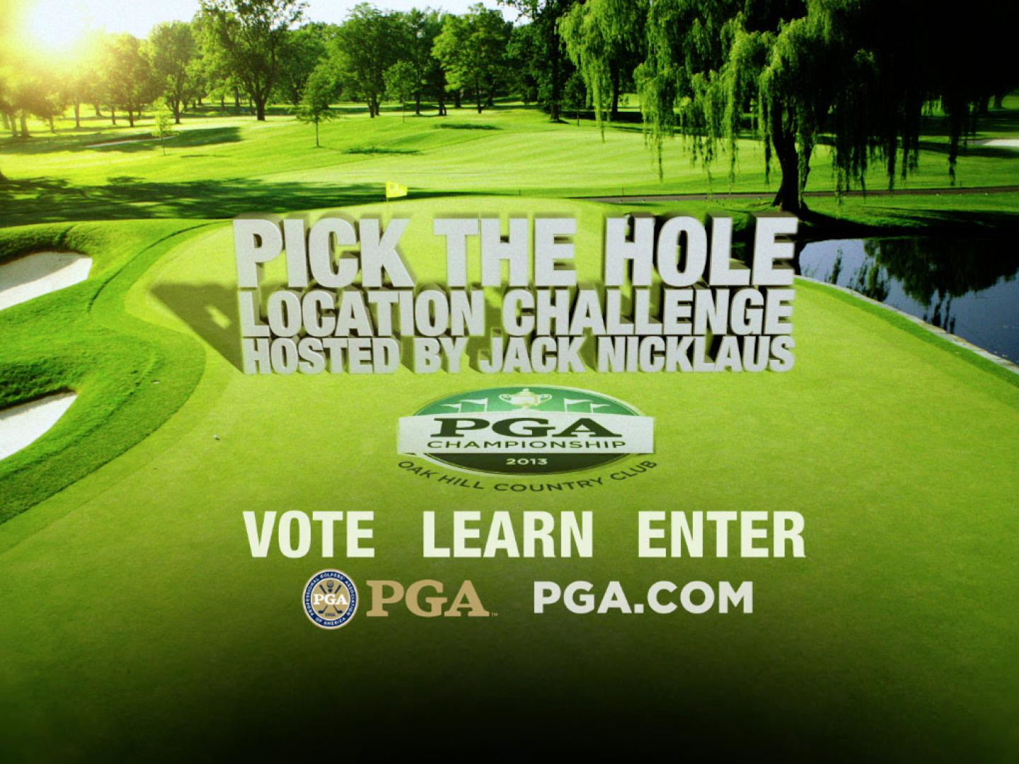 PGA Championship Pick the Hole Thumbnail