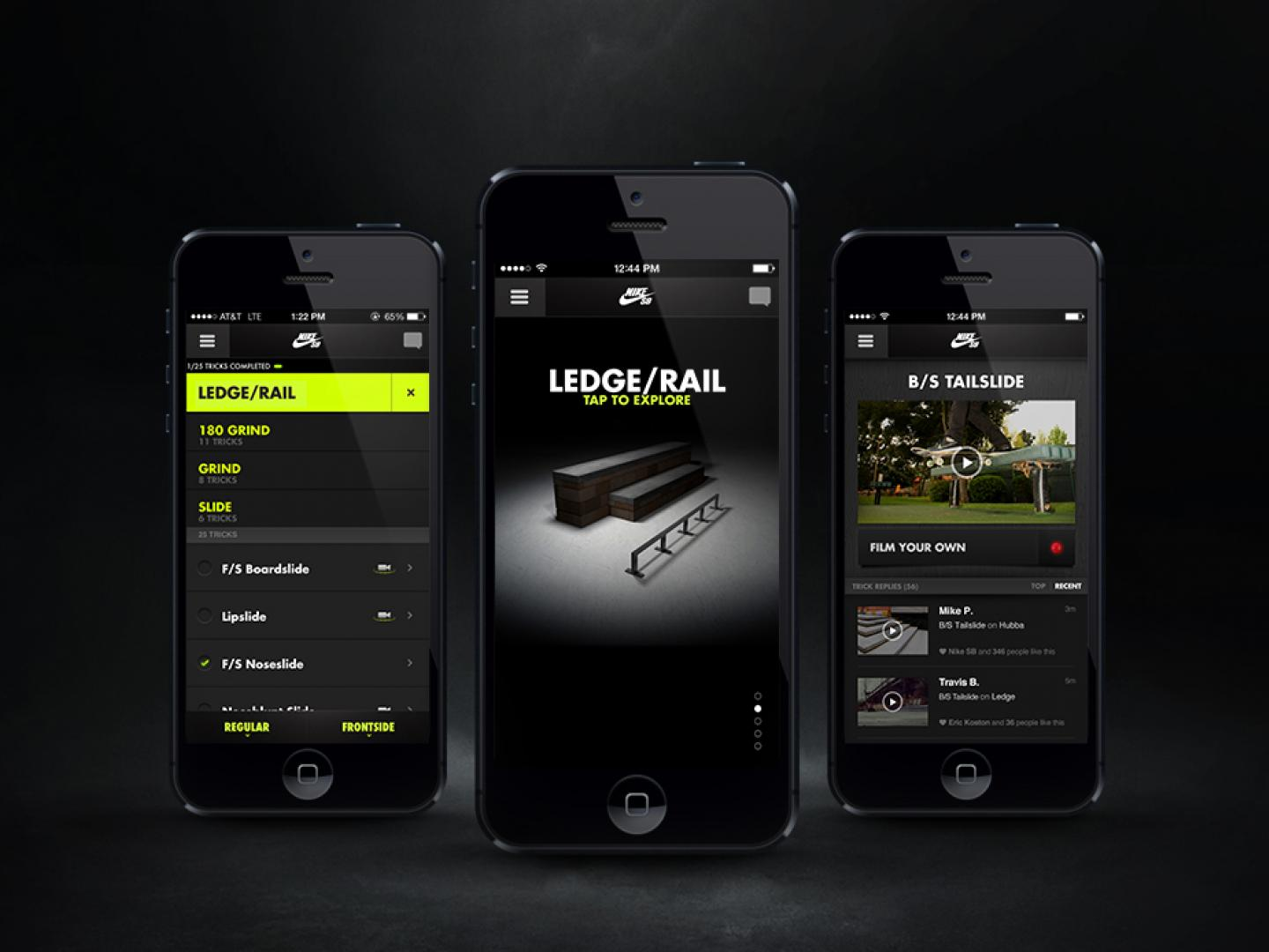 The Nike SB App Thumbnail
