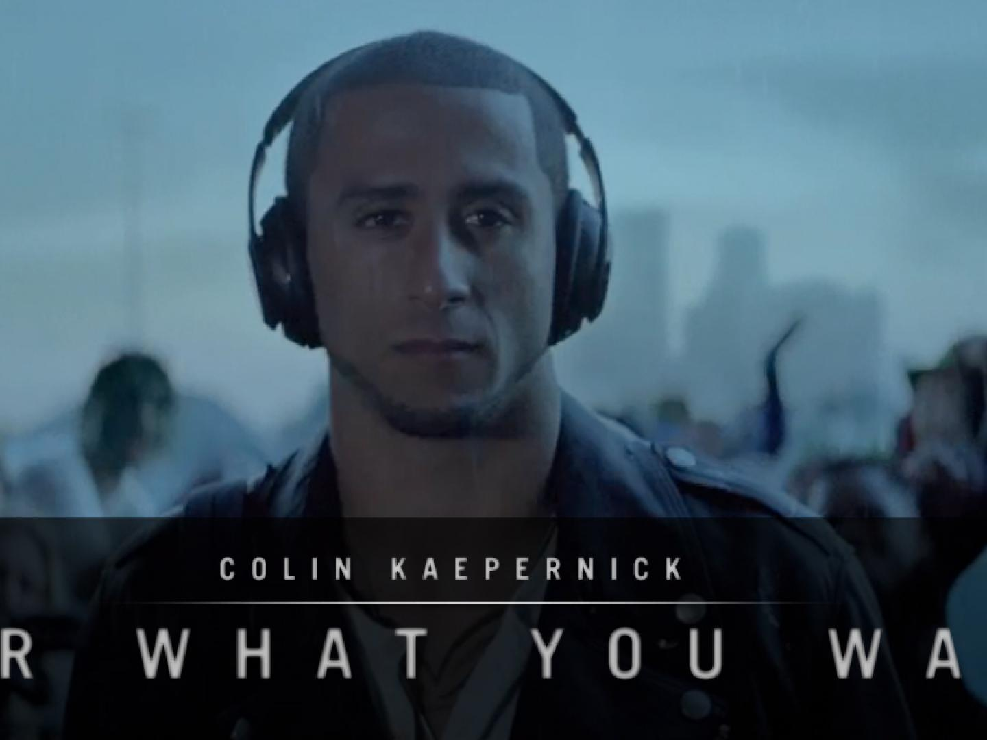 Image for Beats by Dr. Dre - Hear What You Want - Colin Kaepernick