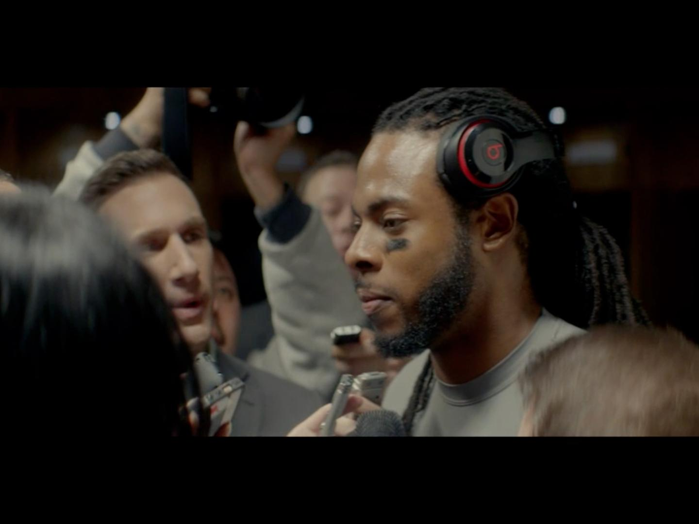 Image for Beats by Dr. Dre - Hear What You Want - Richard Sherman