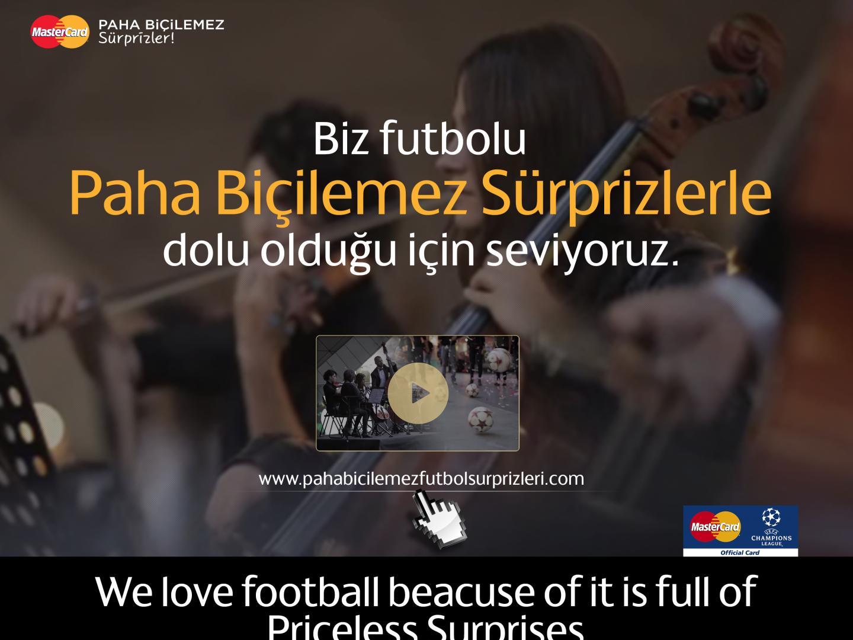 Priceless Football Surprises - Anthem Thumbnail
