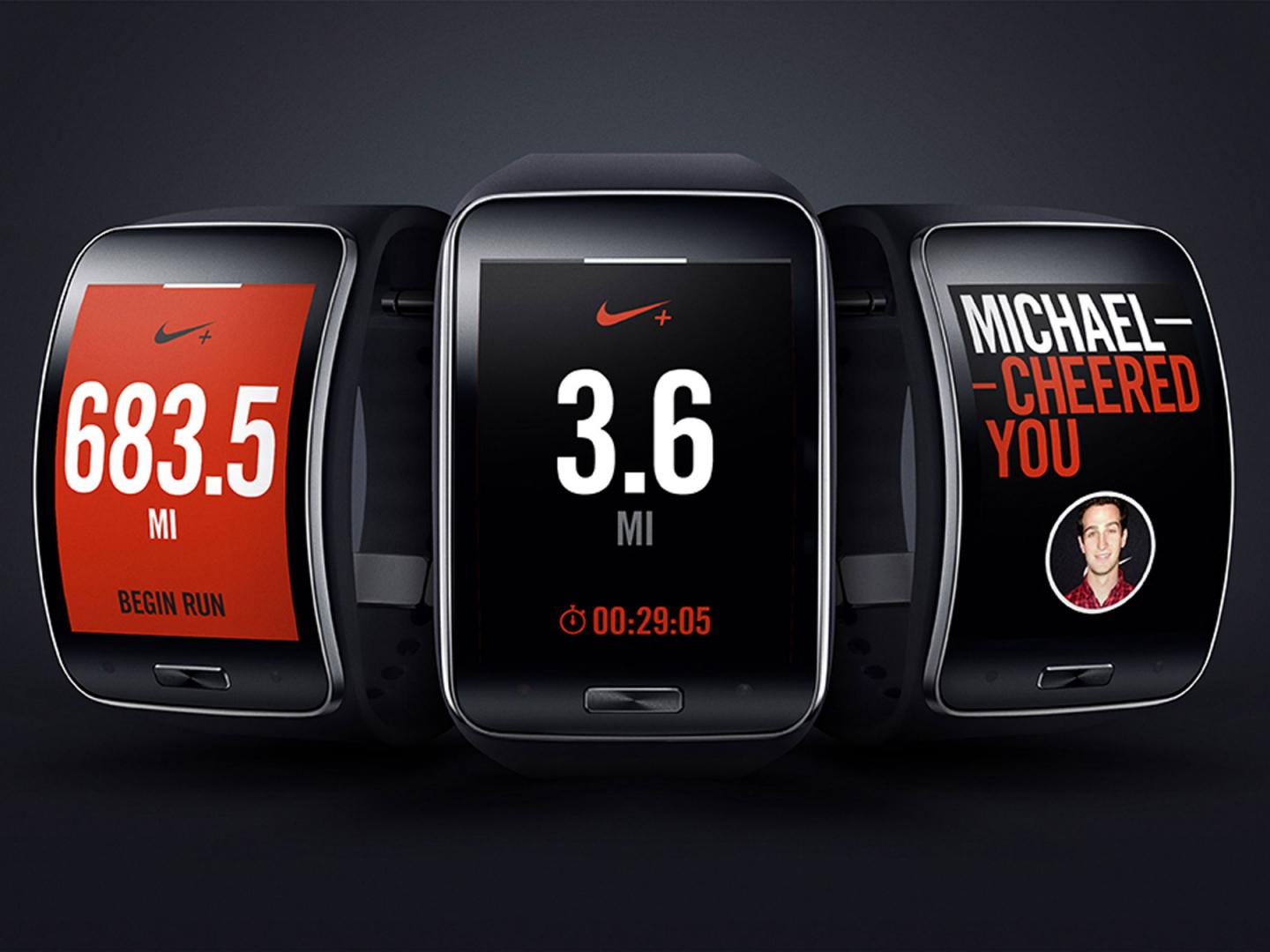 Nike+ Running on Samsung Gear S Thumbnail