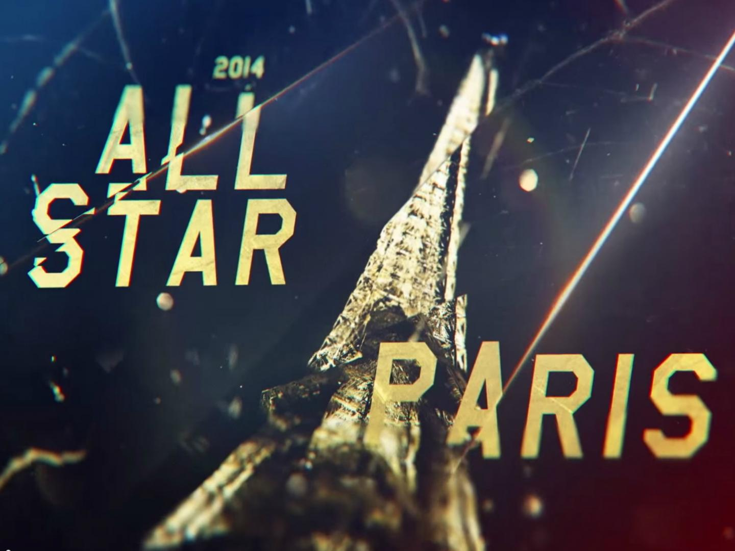The 2014 League of Legends All-Star Game Thumbnail