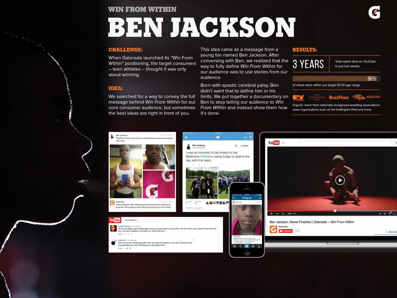 Win From Within: Ben Jackson Thumbnail