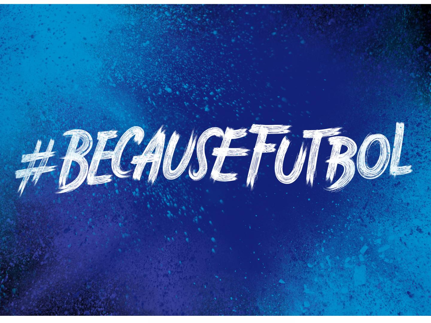 #BecauseFutbol Thumbnail