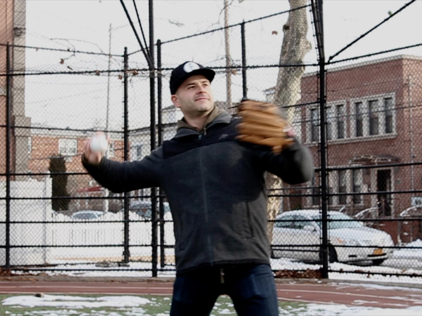 Baseball Catch Thumbnail