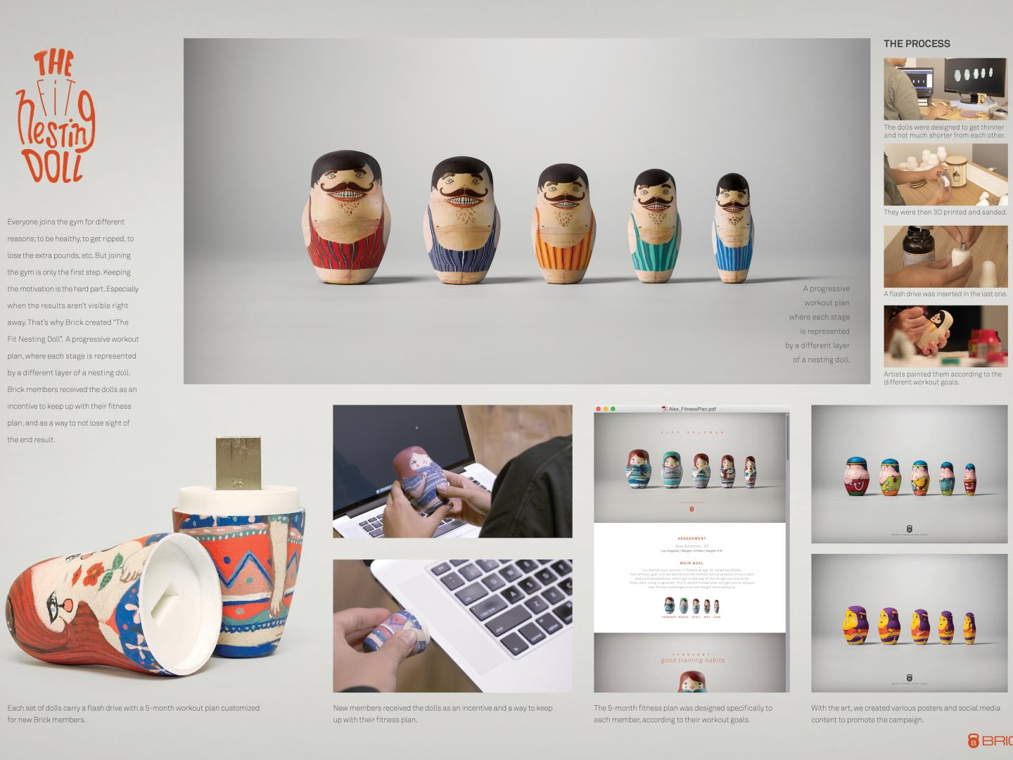 The Fit Nesting Doll Thumbnail