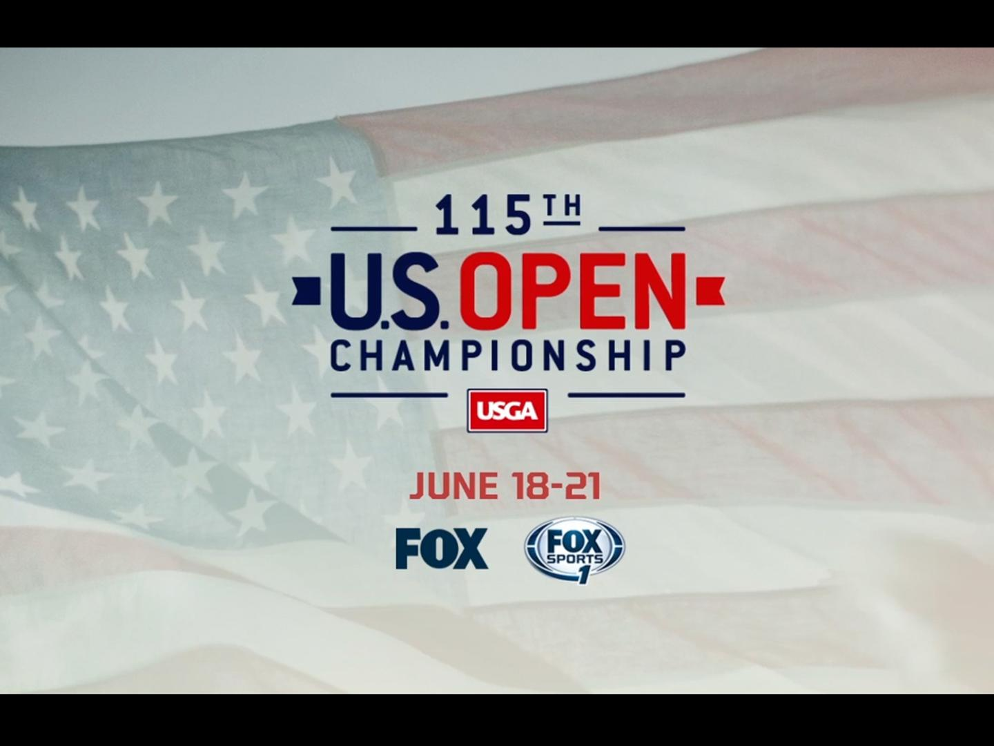 U.S. Open on FOX/FS1
