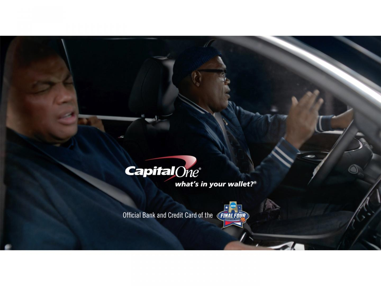 Capital One's NCAA 2016 March Madness Sponsorship Thumbnail