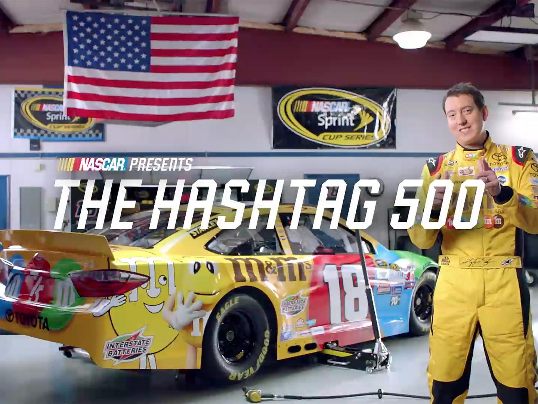 The Hashtag 500 Thumbnail