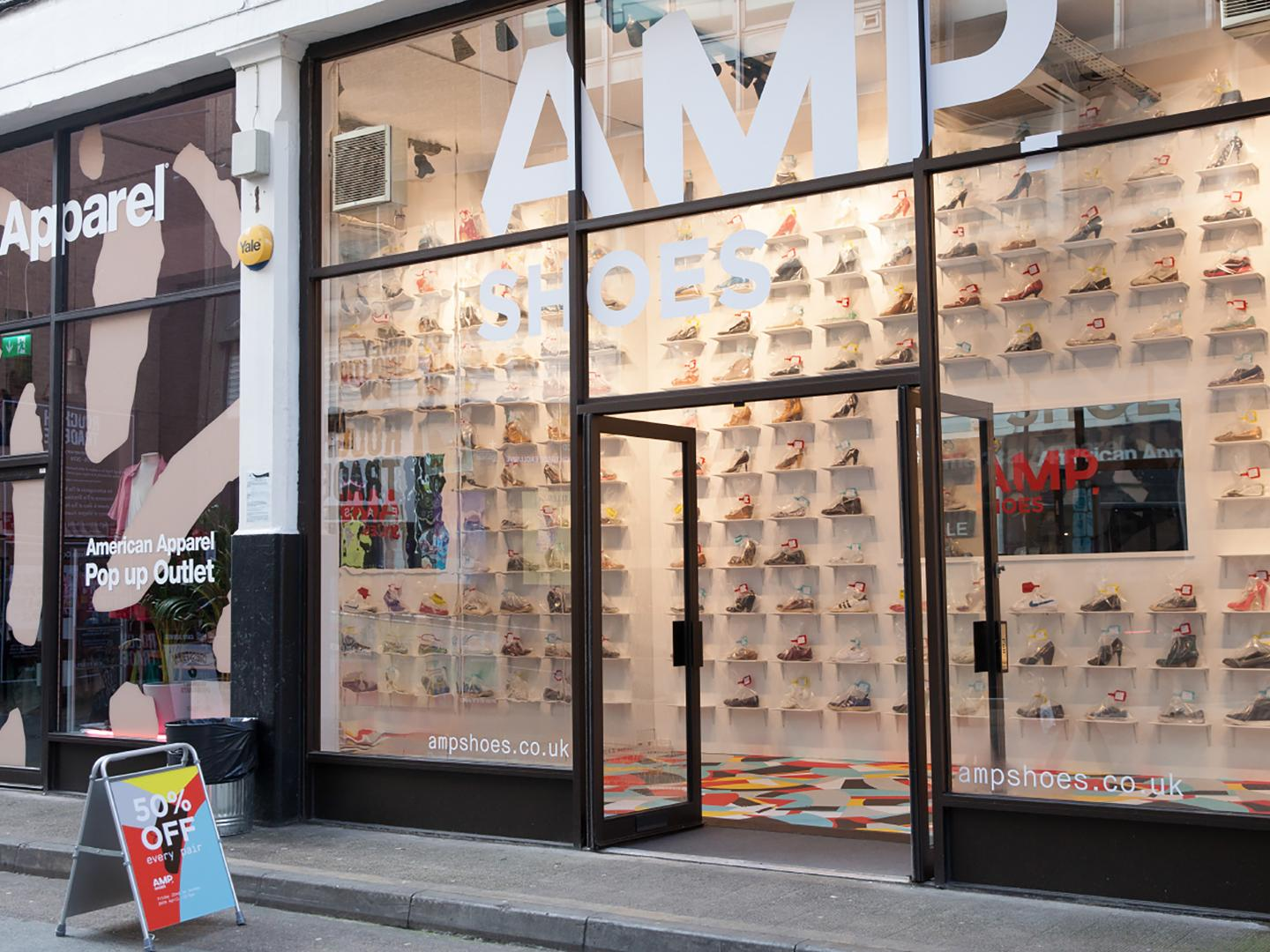 AMP Shoes Thumbnail