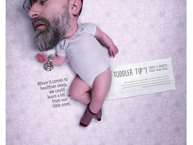 Toddler Tips Sleep Awareness Campaign Thumbnail
