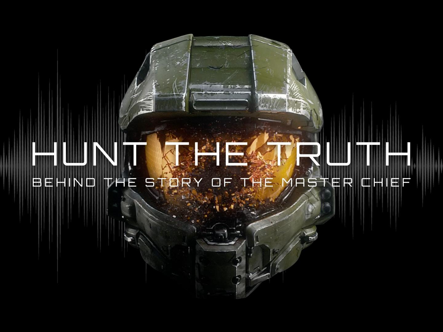 Hunt the Truth Audio Series Thumbnail