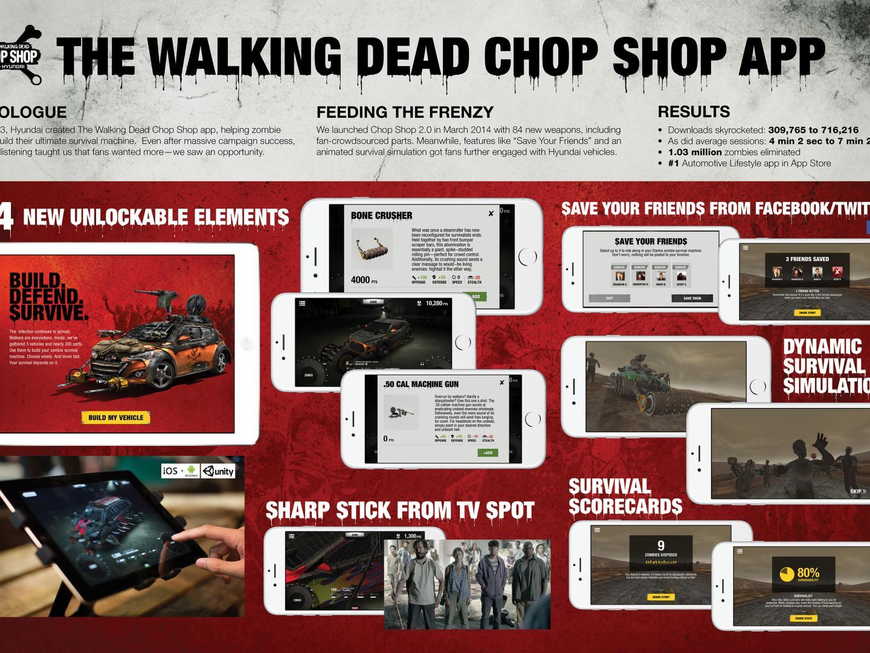 The Walking Dead Chop Shop App 2.0 Thumbnail