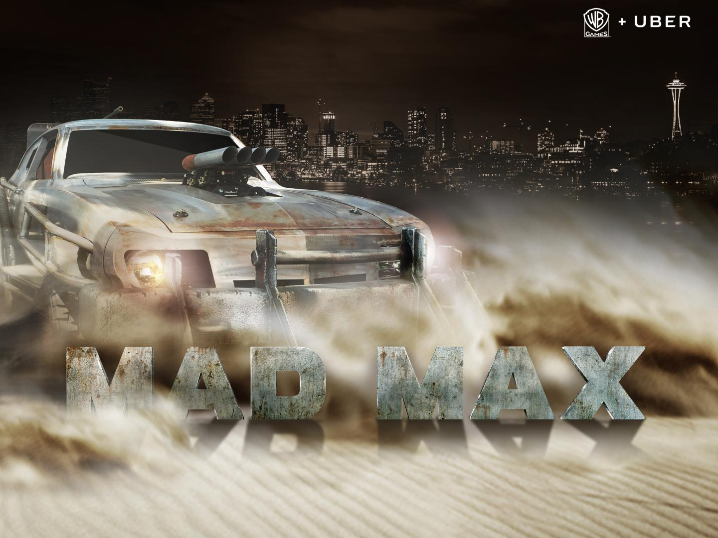 Mad Max – Enter the Wasteland Thumbnail