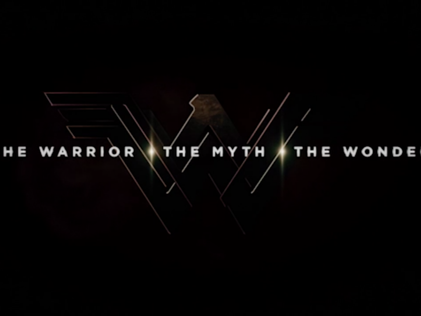 Image for The Warrior, The Myth, and The Wonder