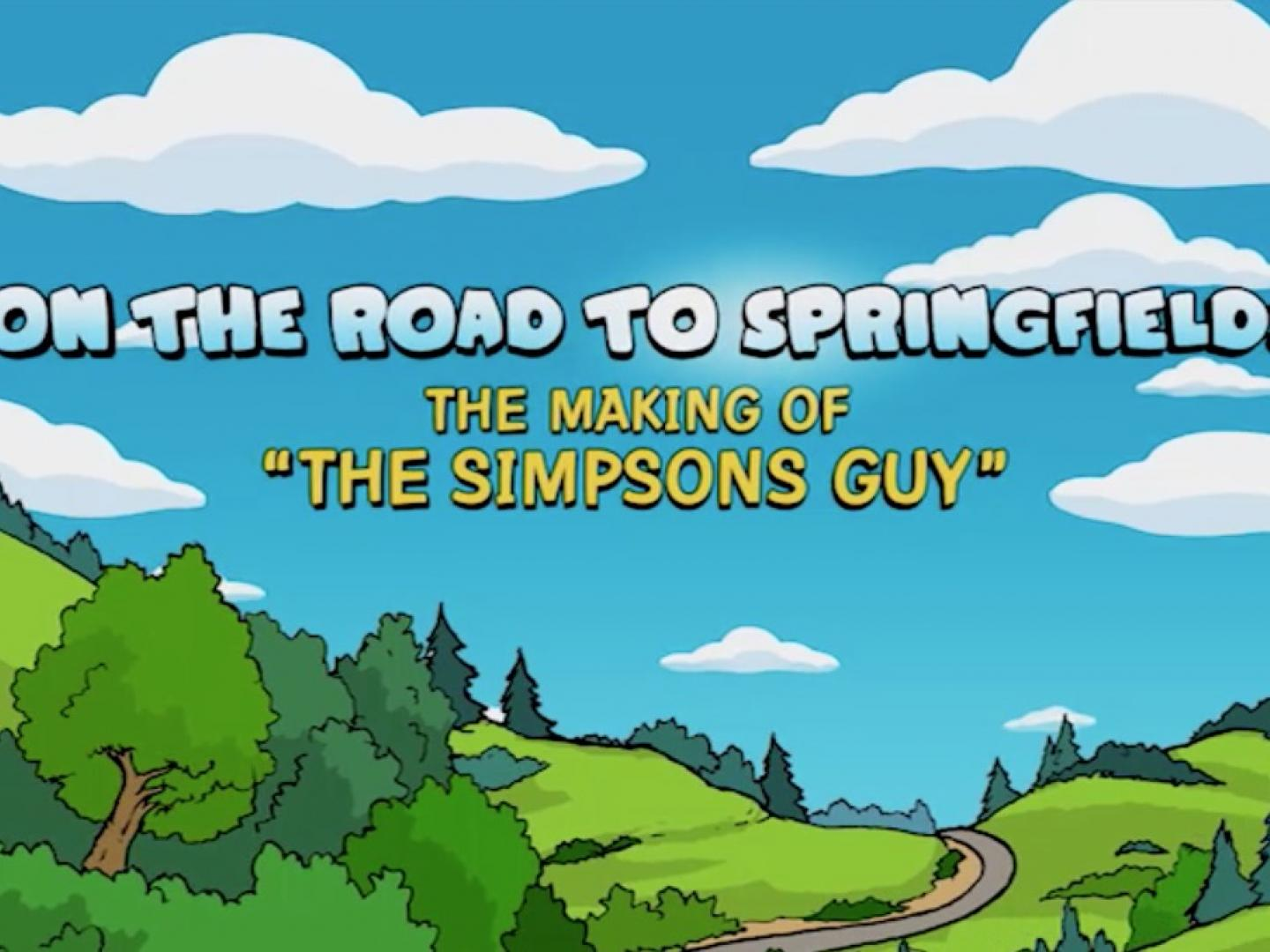 On the Road to Springfield: The Making of