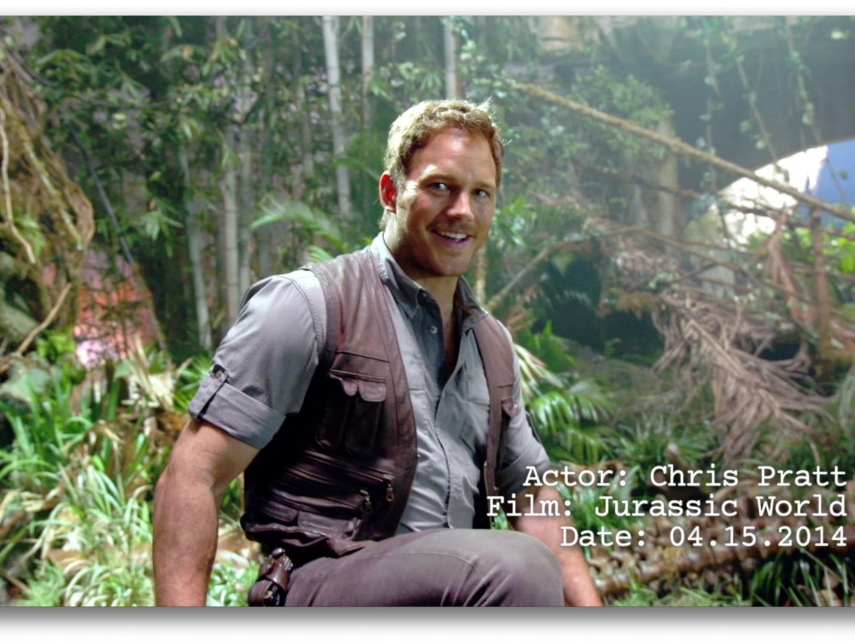 Chris Pratt's Jurassic Journals: Stunts 101 Thumbnail