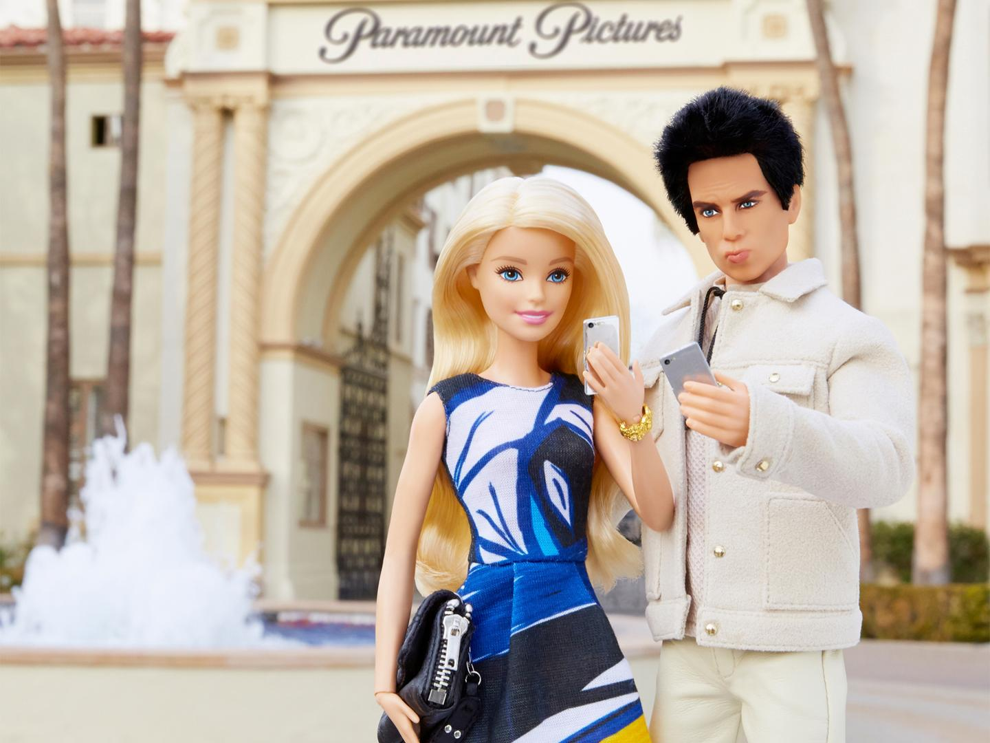 Zoolander 2 & Mattel @BarbieStyle Instagram Campaign Thumbnail