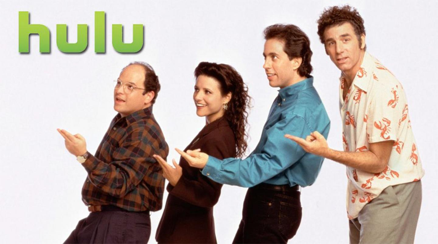 Seinfeld Integrated Campaign Thumbnail
