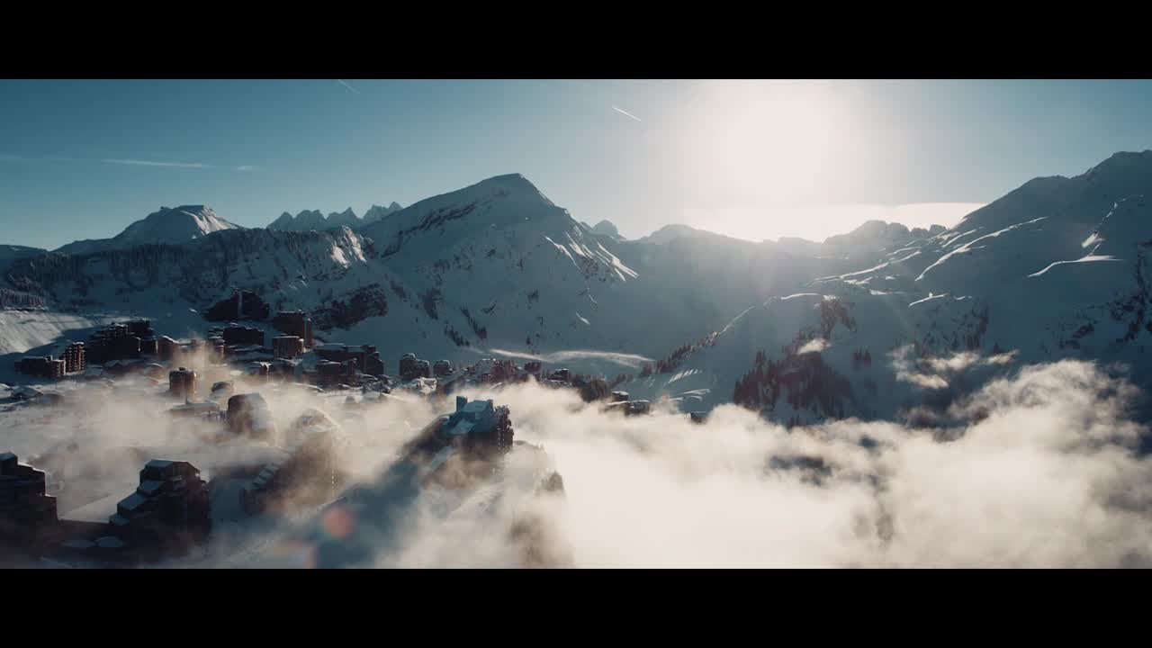 Thumbnail for GOOD MORNING by RICHARD PERMIN: ROOFTOP SKIING