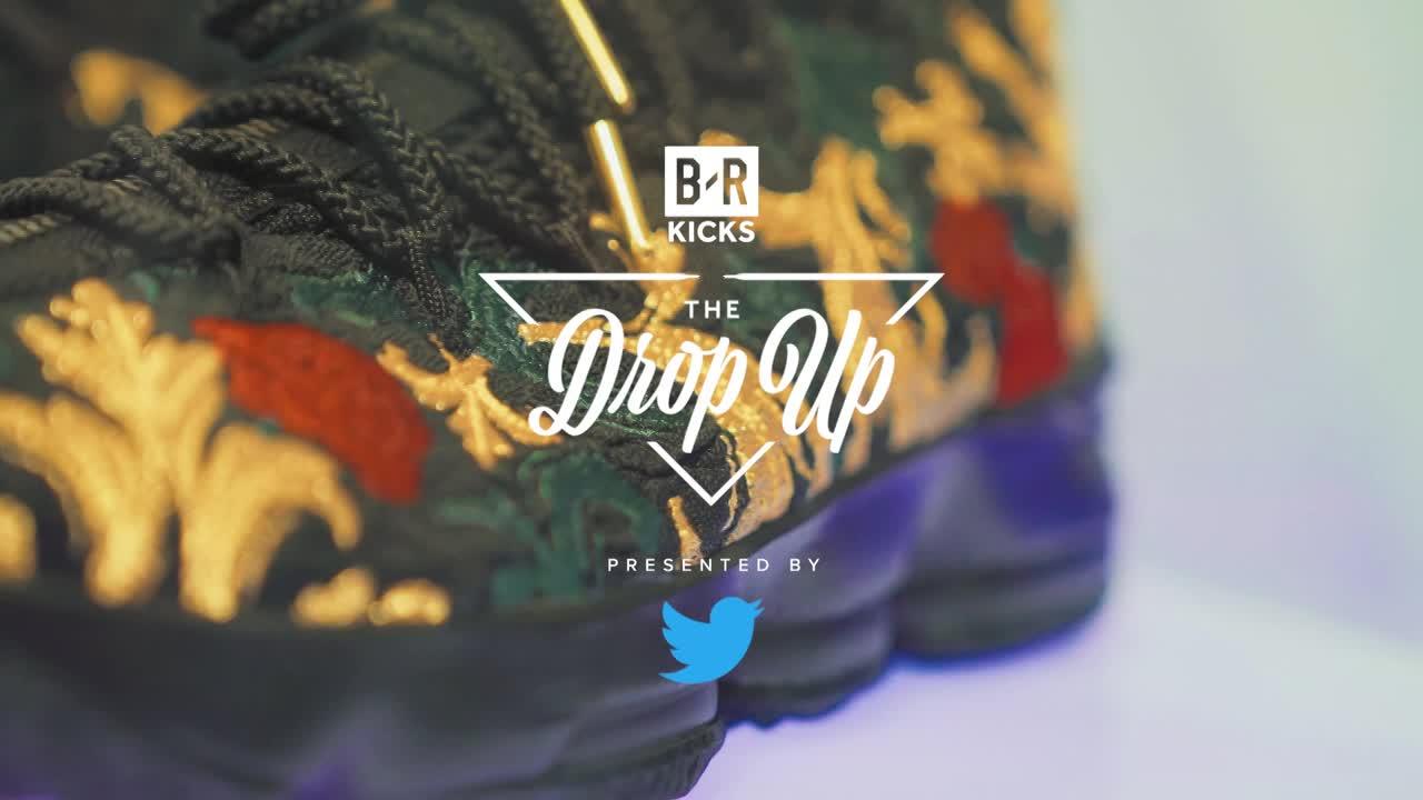Thumbnail for B/R Kicks Presents: The Drop Up