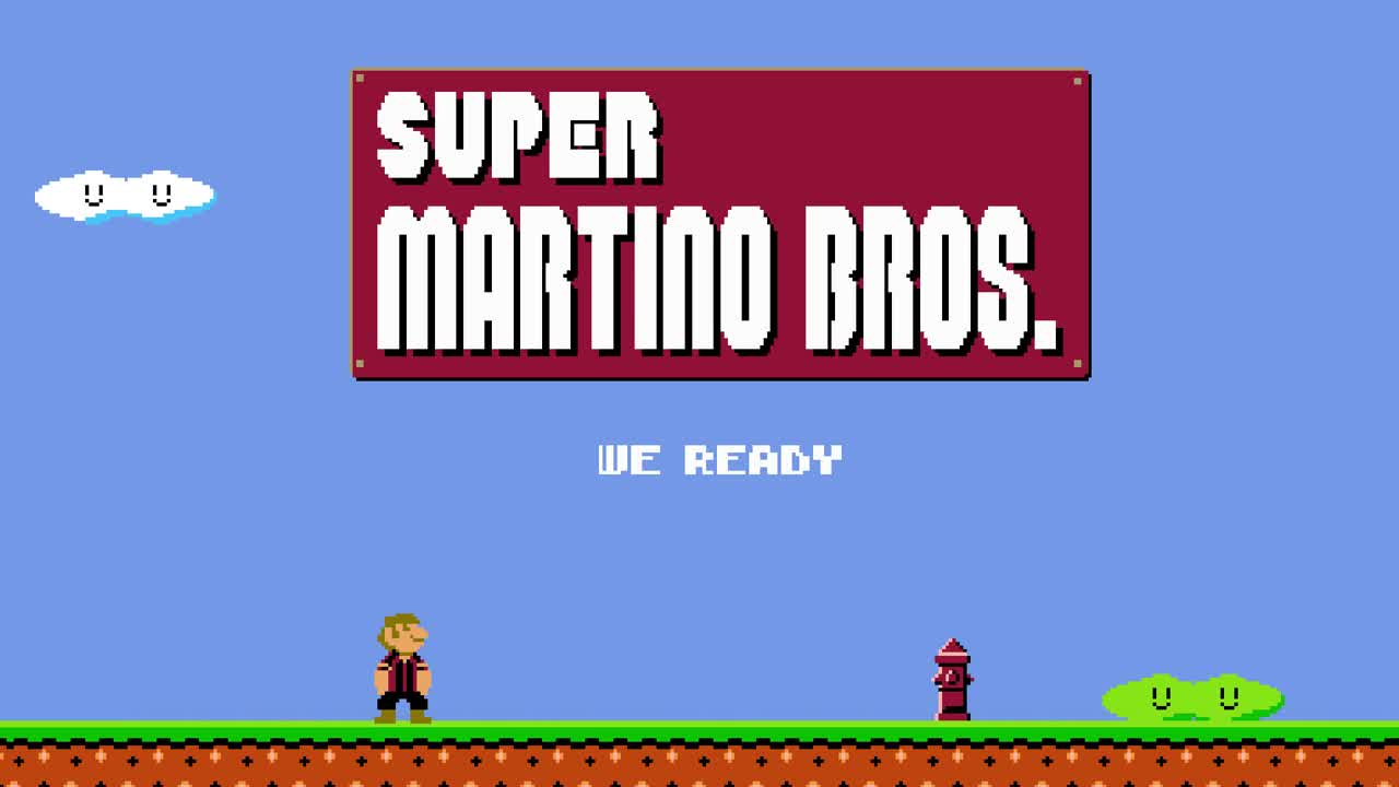 Thumbnail for Super Martino Brothers