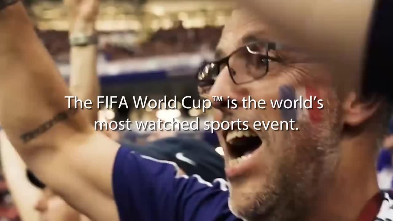 Thumbnail for Defeating FOMO at 2018 FIFA Men's World Cup