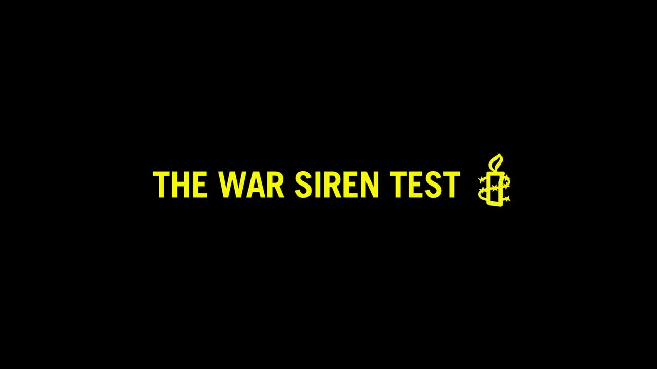 Thumbnail for The War Siren Test