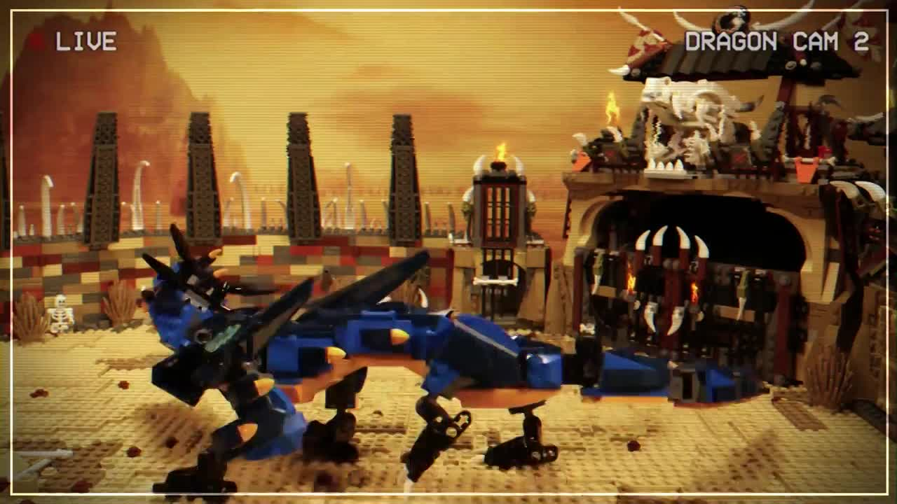 Thumbnail for Ninjago Dragon Cam