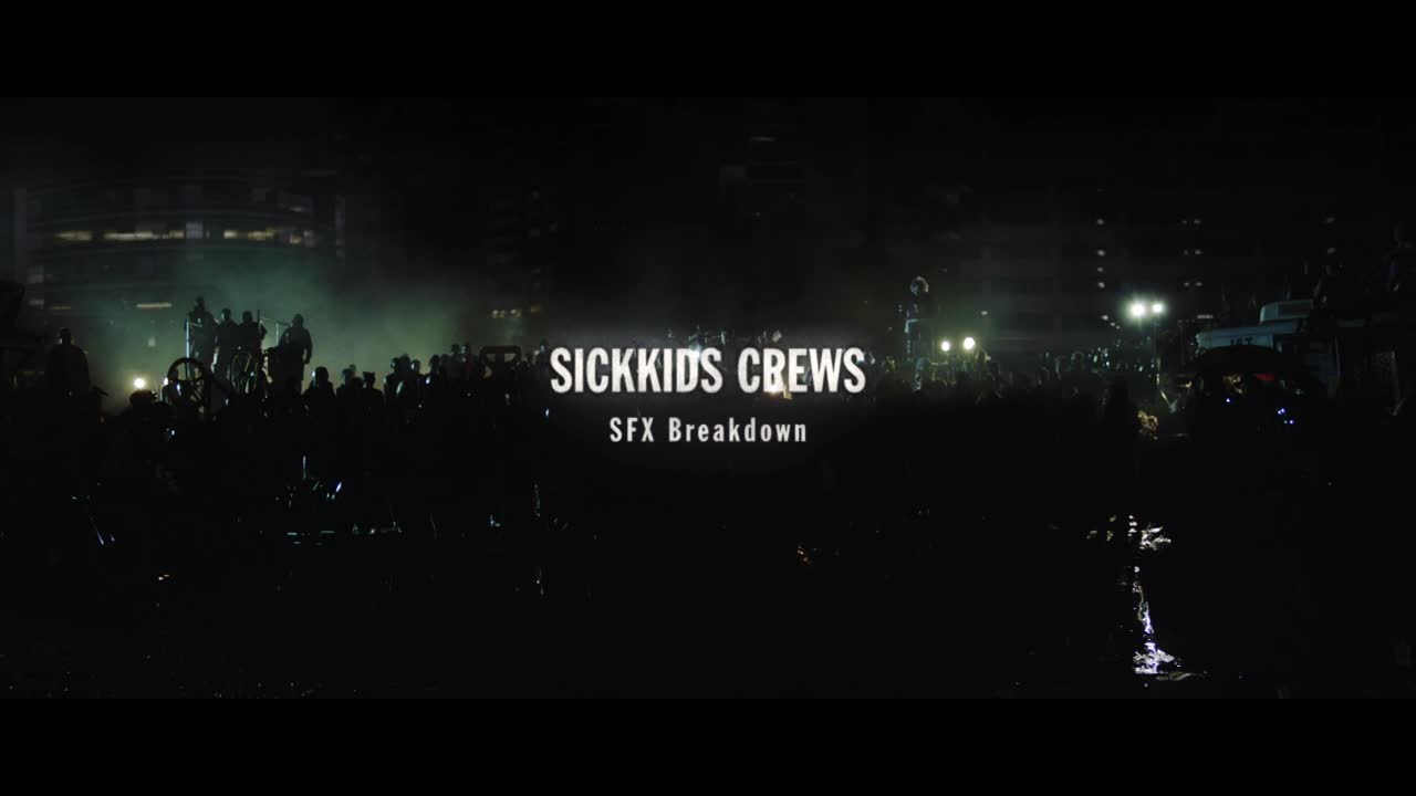 Thumbnail for SickKids VS - Crews