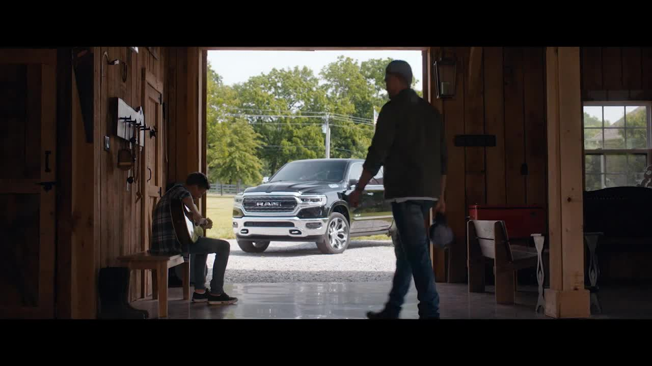 Thumbnail for Ram Trucks + Eric Church -
