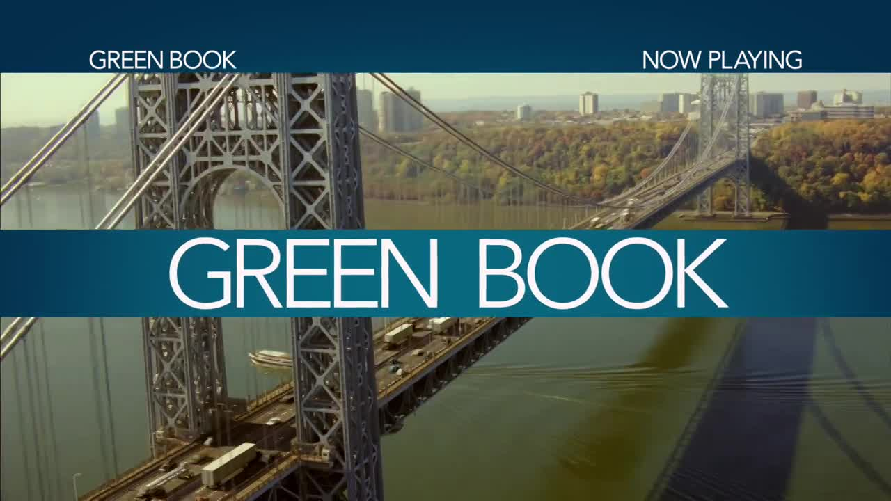 Thumbnail for Green Book