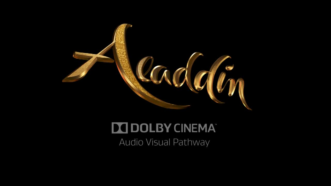 Thumbnail for Aladdin - Dolby Theater Audio Visual Pathway