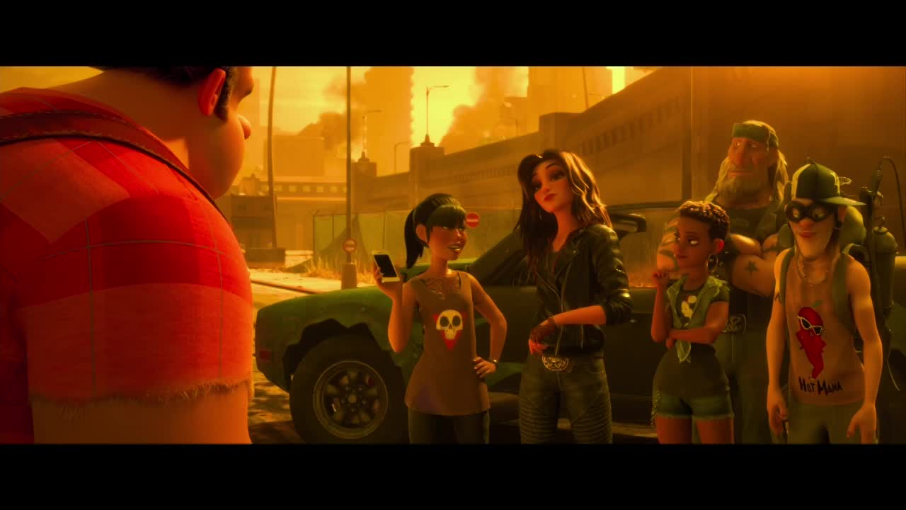 Thumbnail for Ralph Breaks the Internet - Campaign