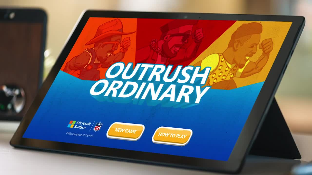 Thumbnail for Anything But Ordinary - Outrush Ordinary
