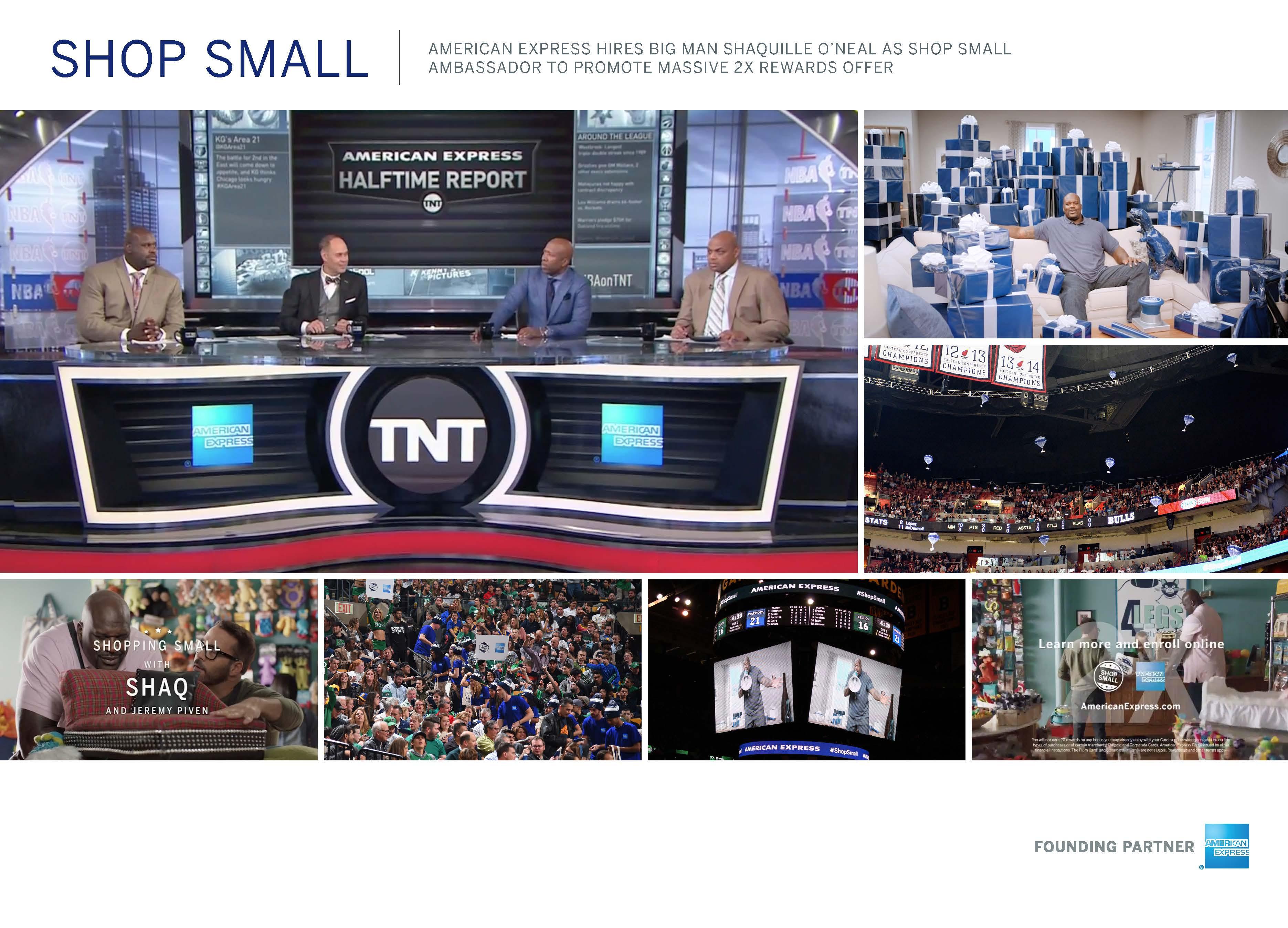 American Express Shop Small for 2X Rewards Thumbnail