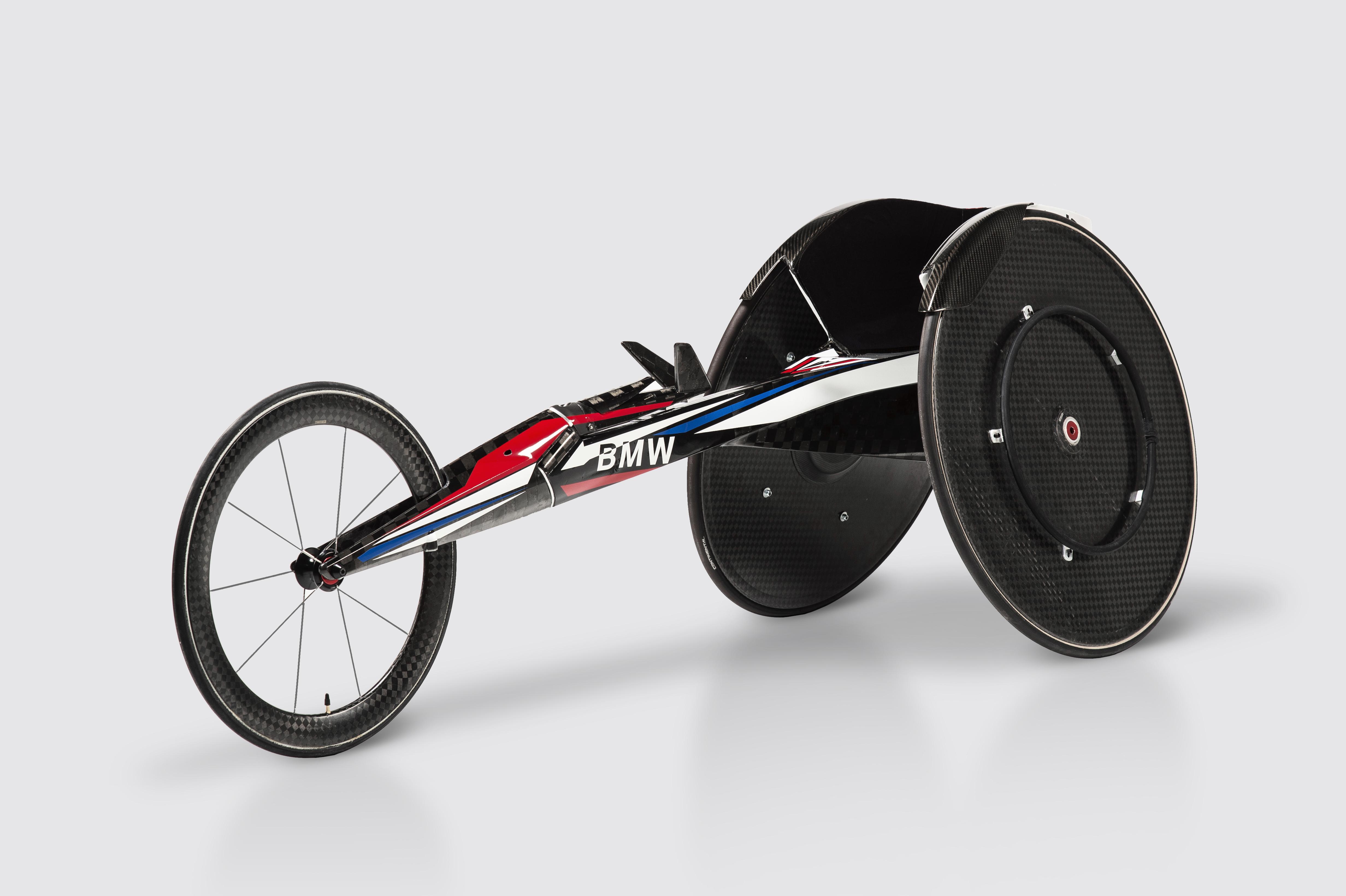BMW Racing Wheelchair Thumbnail