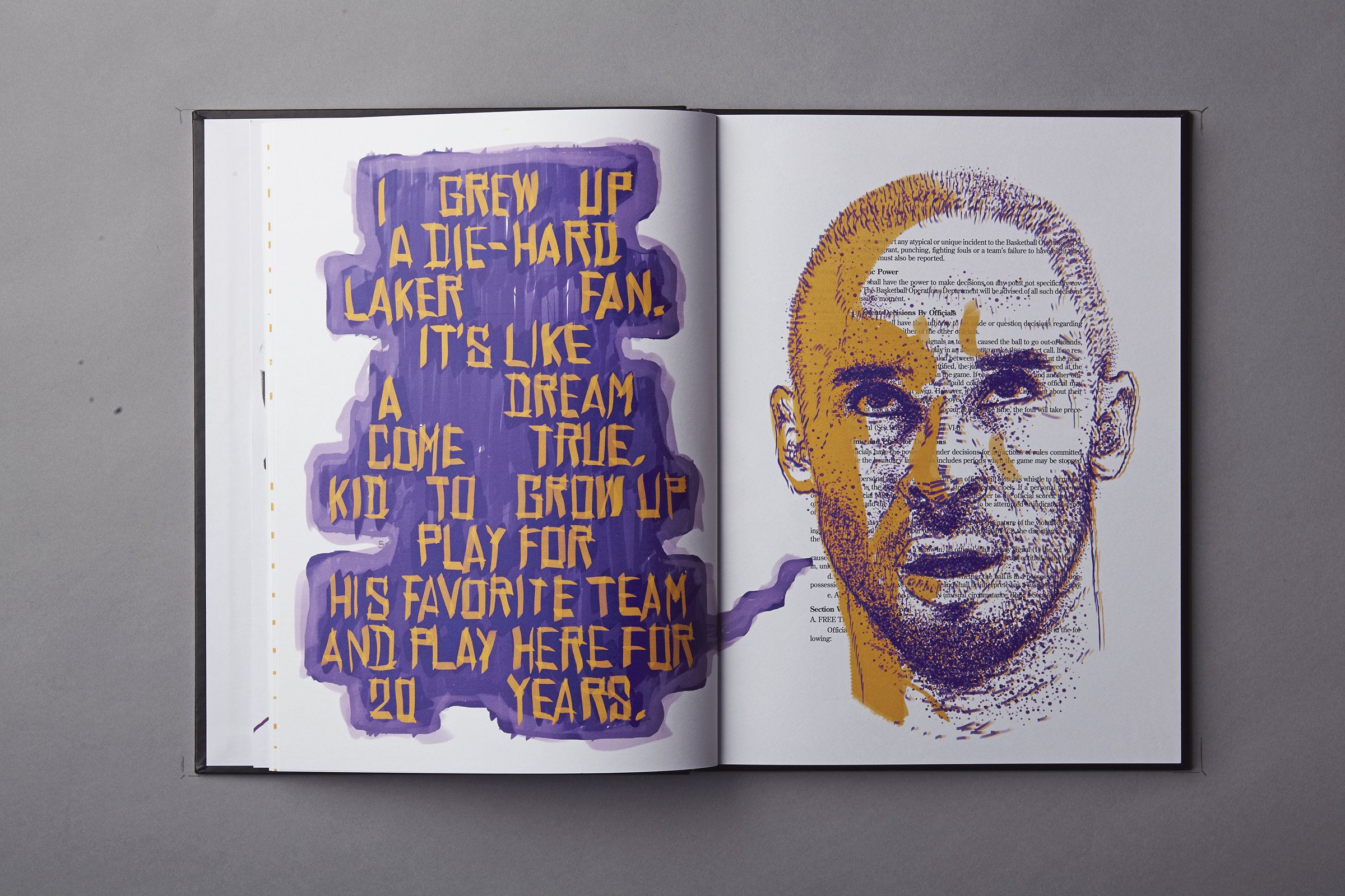 Image Media for Kobe's Rules Book