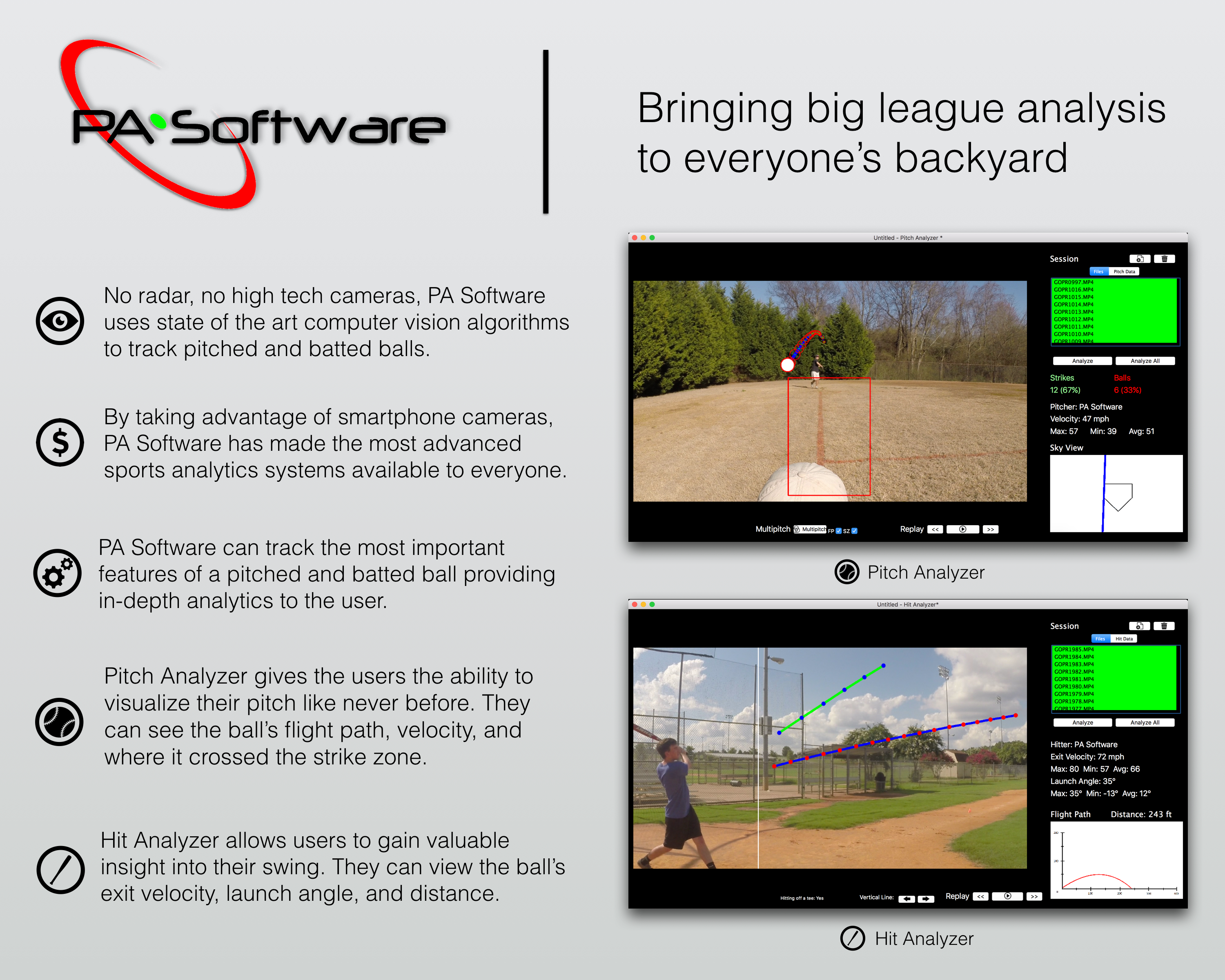 Pitch Analyzer and Hit Analyzer Thumbnail