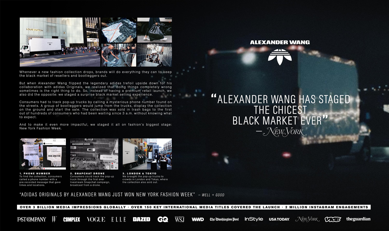 adidas Originals x Alexander Wang Experiential Thumbnail